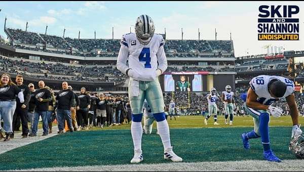 Michael Vick on whether Dak Prescott can become a top-5