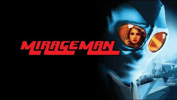 Mirageman on FREECABLE TV