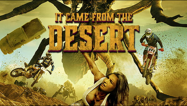 It Came from the Desert on FREECABLE TV
