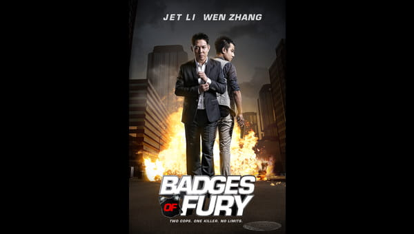 Badges of Fury on FREECABLE TV