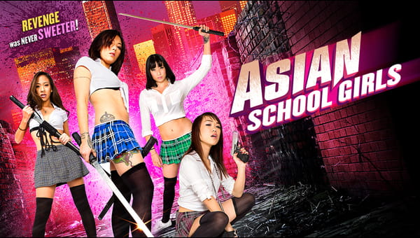 Asian Schoolgirls on FREECABLE TV