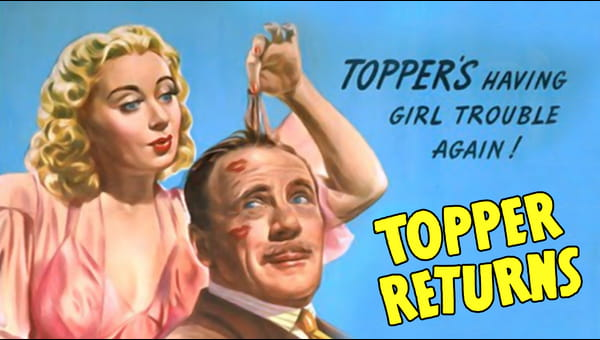 Topper Returns on FREECABLE TV