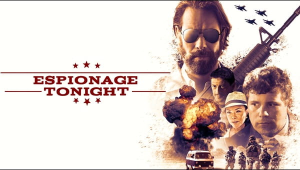 Espionage Tonight on FREECABLE TV