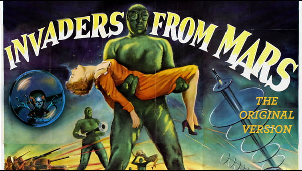 Invaders From Mars: The Original Version on FREECABLE TV