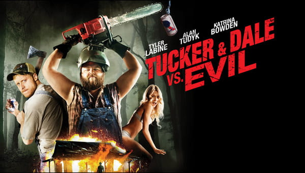 Tucker & Dale Vs. Evil on FREECABLE TV