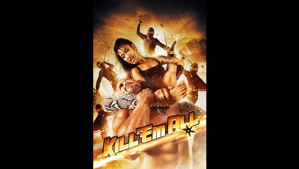 Kill 'Em All on FREECABLE TV