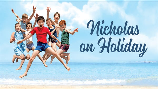 Nicholas on Holiday on FREECABLE TV