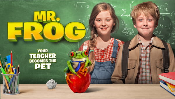 Mr. Frog on FREECABLE TV