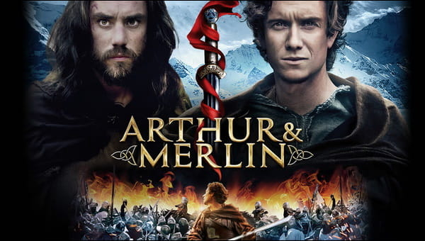 Arthur and Merlin on FREECABLE TV