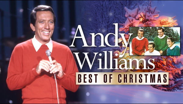 Andy Williams: Best of Christmas on FREECABLE TV