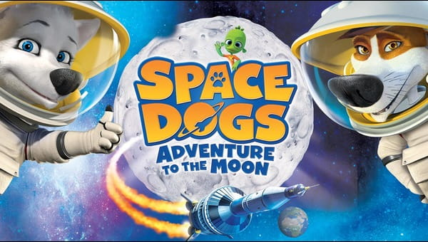Space Dogs Adventure to the Moon on FREECABLE TV