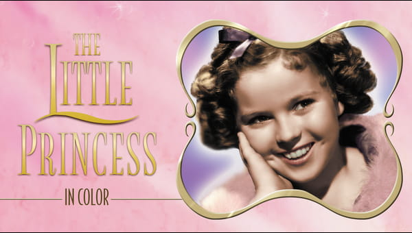 Shirley Temple The Little Princess in Color on FREECABLE TV