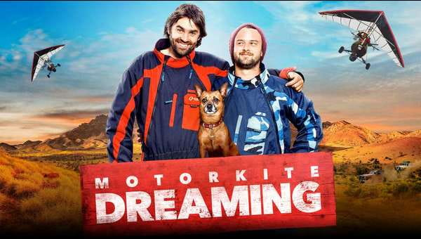 Motorkite Dreaming on FREECABLE TV
