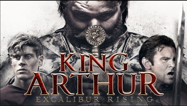 King Arthur_Excalibur Rising on FREECABLE TV