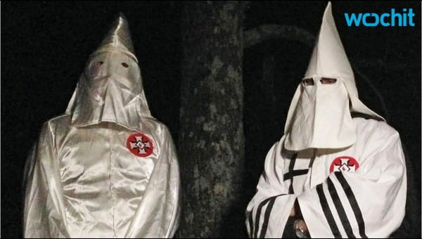 a history of the kkk or ku klux klan