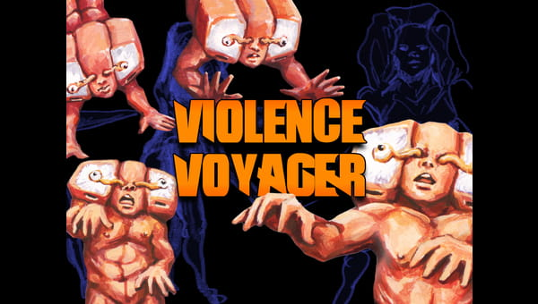 Violence Voyager on FREECABLE TV