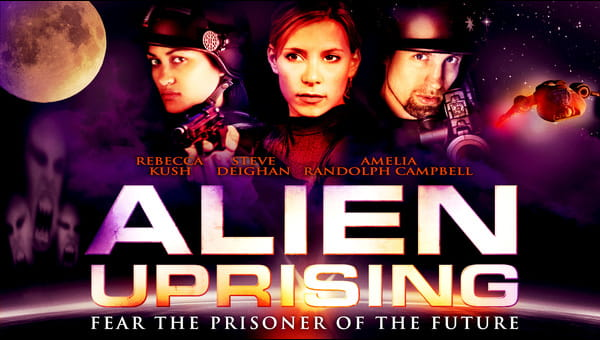 Alien Uprising on FREECABLE TV