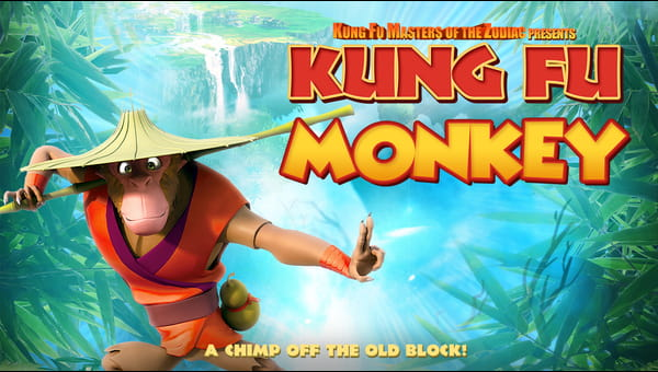 Kung Fu Monkey on FREECABLE TV