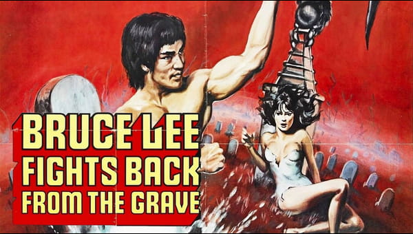 Bruce Lee Fights Back from the Grave on FREECABLE TV