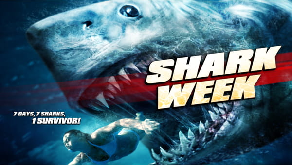 Shark Week on FREECABLE TV