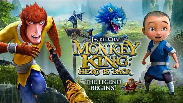 Monkey King : Hero is Back on FREECABLE TV