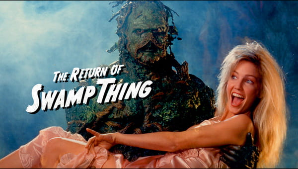 The Return of Swamp Thing on FREECABLE TV