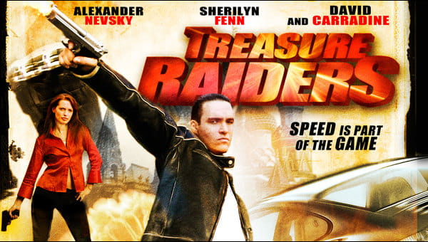 Treasure Raiders on FREECABLE TV