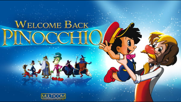 Welcome Back Pinocchio on FREECABLE TV