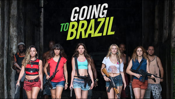 Going to Brazil on FREECABLE TV