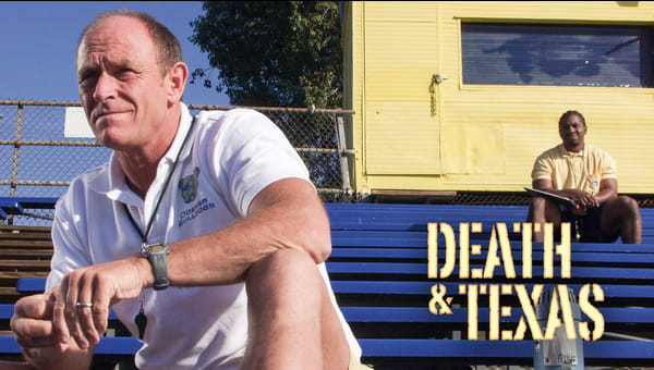 DEATH AND TEXAS on FREECABLE TV