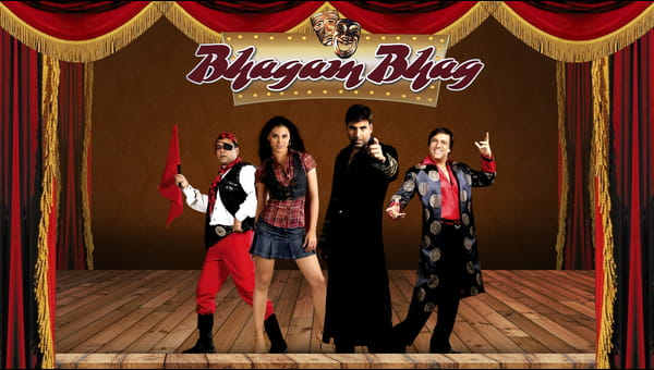 Bhagam Bhaag on FREECABLE TV