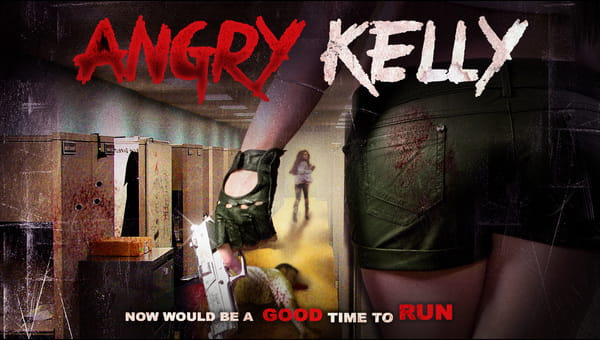 Angry Kelly on FREECABLE TV