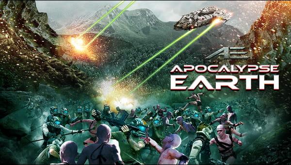 AE Apocalypse Earth on FREECABLE TV