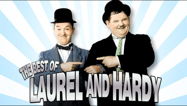 The Best of Laurel and Hardy (In Color) on FREECABLE TV