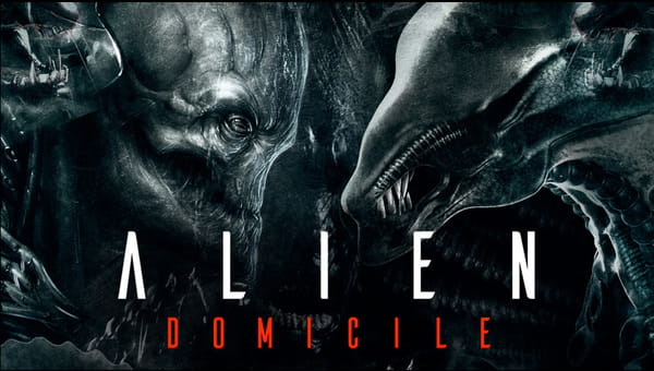 Alien Domicile on FREECABLE TV