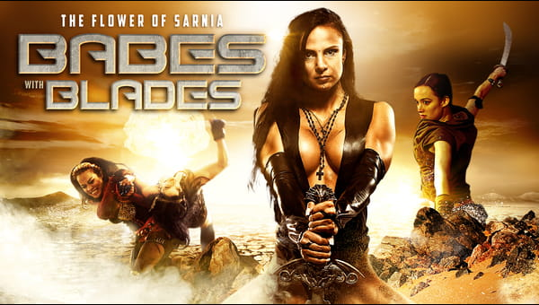 Babes with Blades on FREECABLE TV