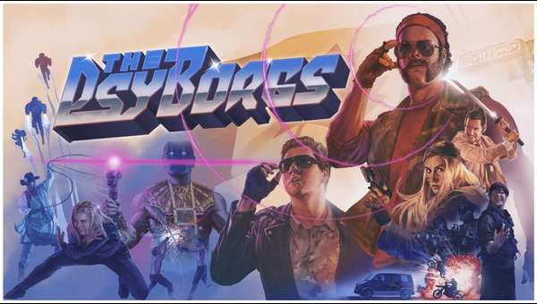 The Psyborgs on FREECABLE TV