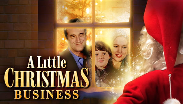 A Little Christmas Business on FREECABLE TV