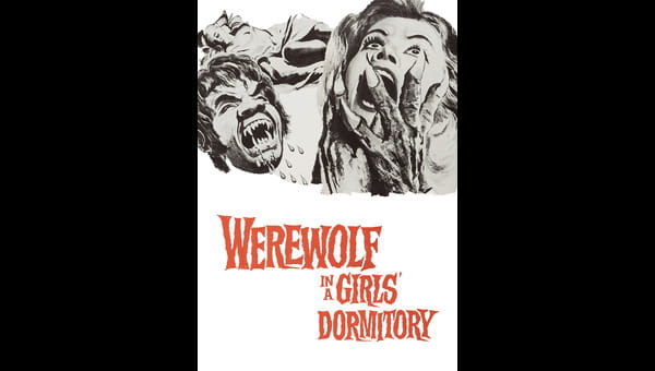 Werewolf in a Girls Dormitory on FREECABLE TV
