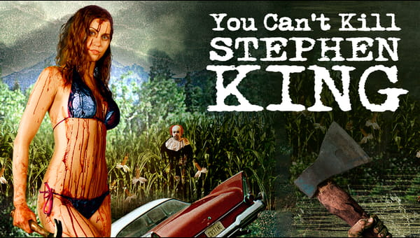 You Can't Kill Stephen King on FREECABLE TV