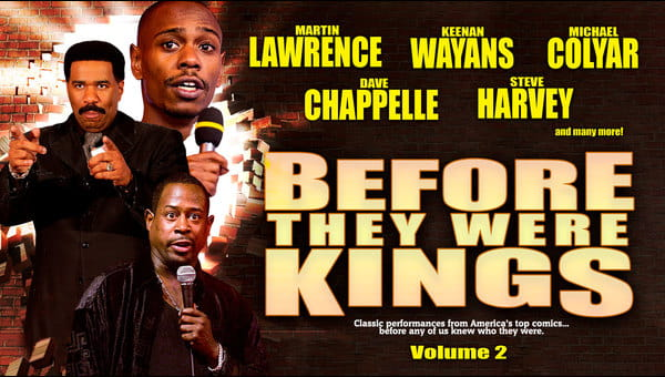 Before They Were Kings Vol 2 on FREECABLE TV